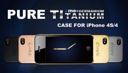 Корпус Divoti Titanium iPhone 4