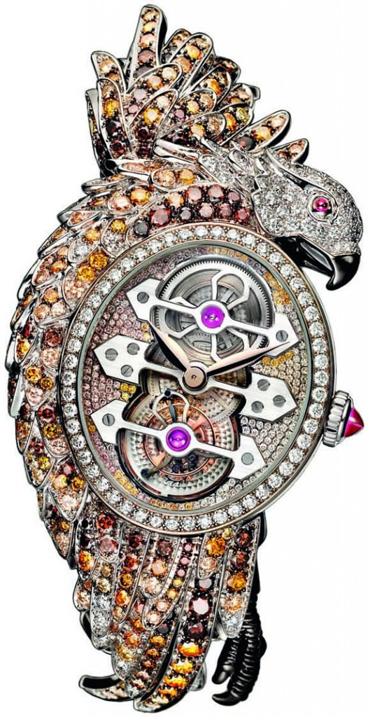 Ladyhawke Tourbillon