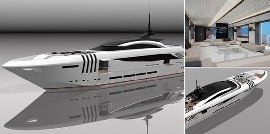ketos luxury yacht