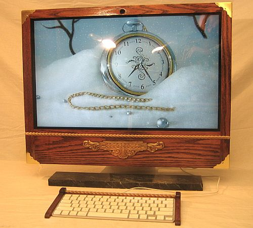 victorian antique imac