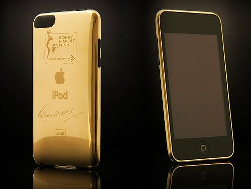 goldgenie ipod
