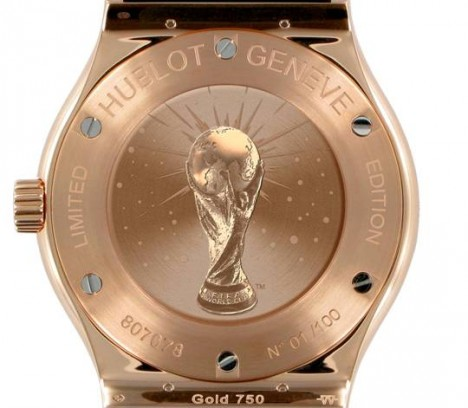 hublot world cup watch