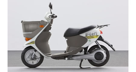 e-lets electric scooter